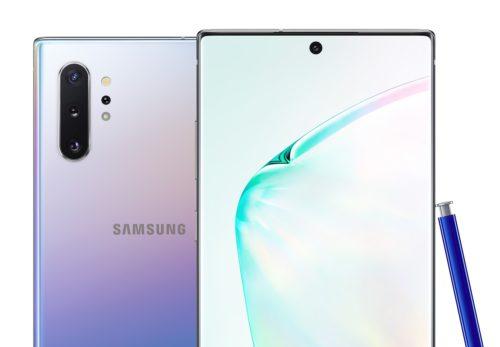 Samsung v Čechách vydal Android 10 pro Galaxy Note 10