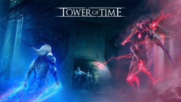 Stahujte zdarma RPG Tower of Time z obchodu GOG