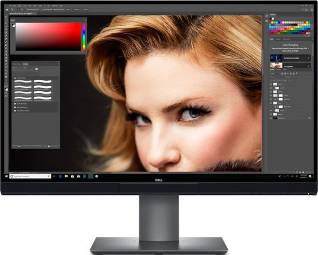 Dell UltraSharp PremierColor UP2720Q: 4K monitor s vlastním kolimetrem