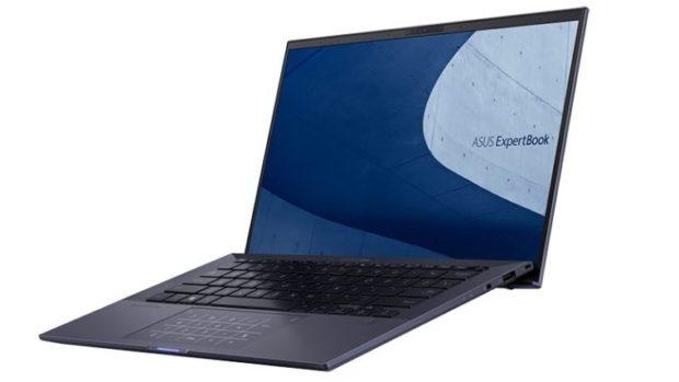 Asus ExpertBook B9450 je nejlehčí 14\