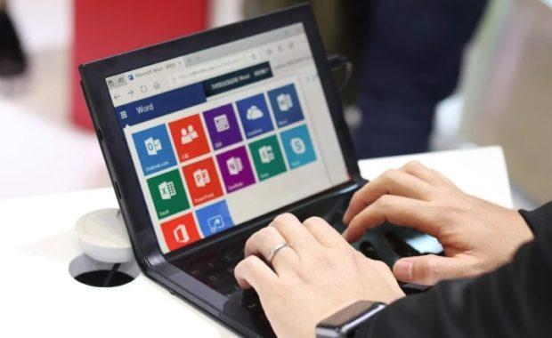 CES 2020: Lenovo ThinkPad X1 Fold je první ohebný notebook na světě