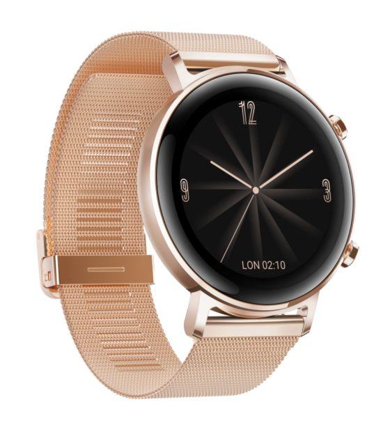 Huawei posílá do prodeje hodinky Watch GT 2 v provedení pro dámy