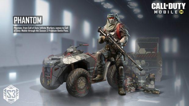 Aktualizace Call of Duty Mobile: přináší ještě víc zábavy!