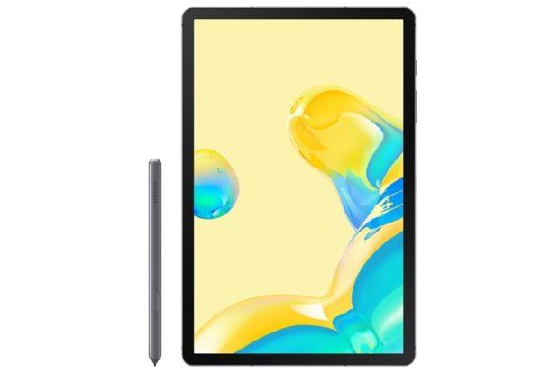 Samsung Galaxy Tab S6 5G je první tablet s 5G