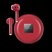 Huawei FreeBuds 3 nově v červené variantě. Do obchodů dorazí v únoru