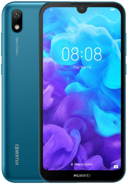 T-Mobile nabízí Huawei Y5 2019 za jedinou korunu