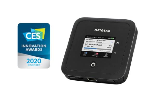 NETGEAR představil mobilní router Nighthawk M5, mesh systém Nighthawk a další novinky