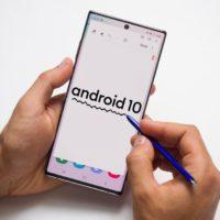 Samsung Galaxy Note 9 dostává stabilní Android 10