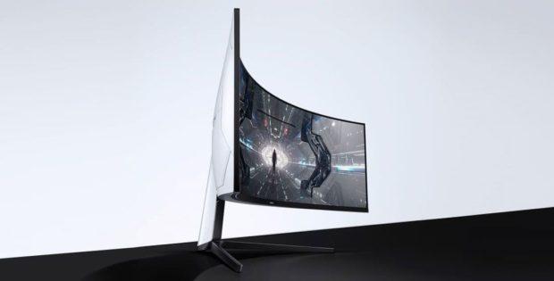 Samsung představil herní monitory Odyssey se zakřivením 1000R
