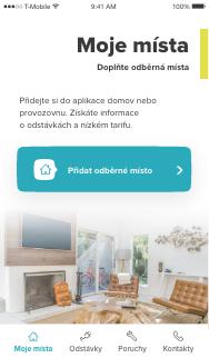Aplikace E.ON Distribuce upozorní na levný proud i plánované odstávky