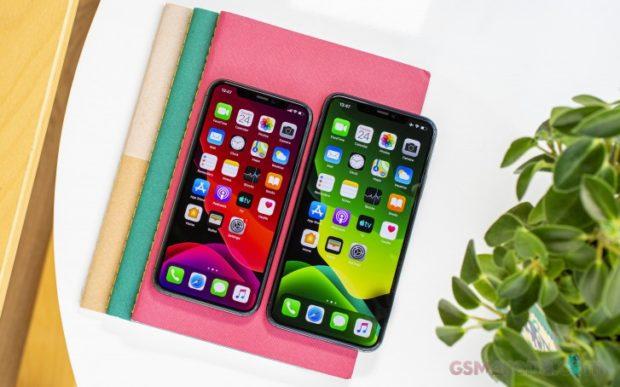 Nadcházející telefony iPhone dostanou OLED displeje od BOE