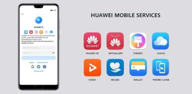 Huawei půjde vlastní cestou. Buduje vlastní ekosystém služeb a aplikací