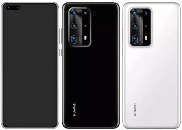 Huawei P40 a P40 Pro na tiskových snímcích. Těšme se na špičkový fotoaparát