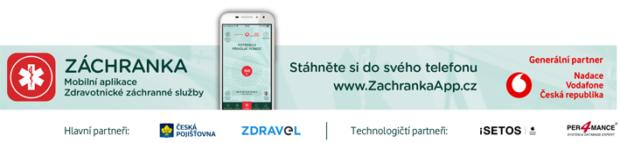 Česká aplikace Záchranka rozšiřuje oblast působnosti, nově funguje i v Maďarsku