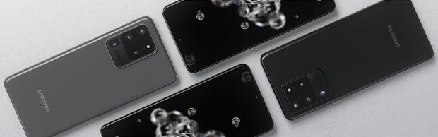 Samsung Galaxy S20, S20+ a S20 Ultra oficiálně: prvotřídní výbava a skvělý zoom