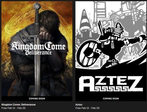 Chcete PC verzi Kingdom Come zdarma? Taky si ji prostě stáhněte