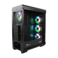Genesis Irid 505: Nová PC skříň s efektním ARGB podsvícením