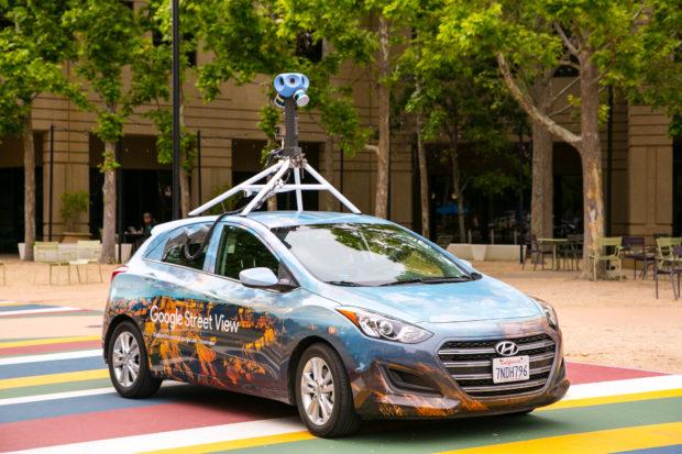 Auta Google Street View přijíždí do Česka aktualizovat Mapy