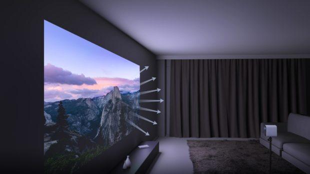 Xiaomi Mi Smart Compact Projector je nový přenosný Full HD projektor
