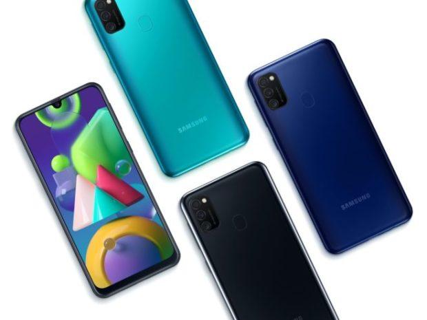 Jaká je česká cena Samsungu Galaxy M21 s obrovskou baterií?
