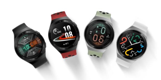 Huawei představil hodinky Watch GT 2e zaměřené na sport