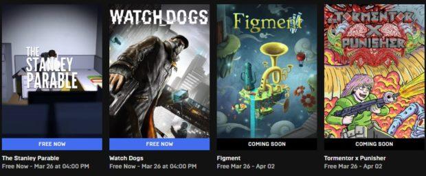 Zpestřete si karanténu, Epic rozdává akci Watch Dogs