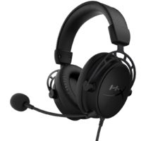 HyperX uvádí do prodeje headset Cloud Alpha S Blackout Edition