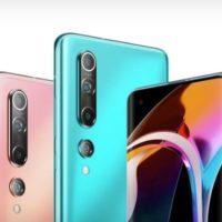 Xiaomi oznámilo dostupnost superphonů Mi 10 a Mi 10 Pro v České republice
