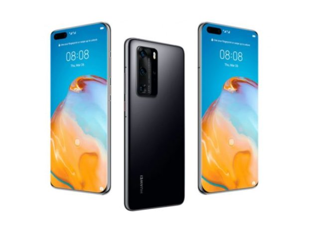 Huawei P40 and P40 Pro officially: Best phones without Google support