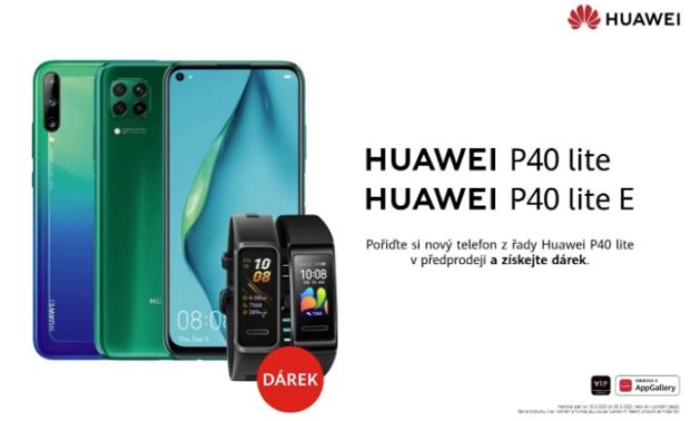 Huawei P40 Lite a Lite E míří do Česka. Mají aplikace od Googlu?