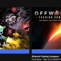 Stahujte z Epic Games Store zdarma hry GoNNER a Offworld Trading Company!