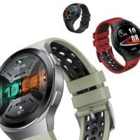 Huawei představil chytré hodinky Watch GT 2e pro sportovce