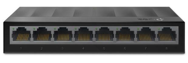 TP-Link LS1008G a LS1005G jsou gigabitové switche pro domácnost i kancelář