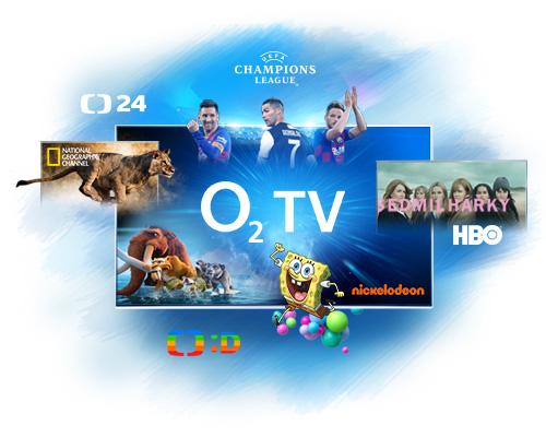 O2 dává zdarma neomezená data a nabízí to nejlepší z O2 TV za jednu korunu
