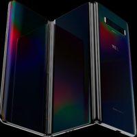 TCL představilo koncept prvního smartphonu s vysouvacím displejem