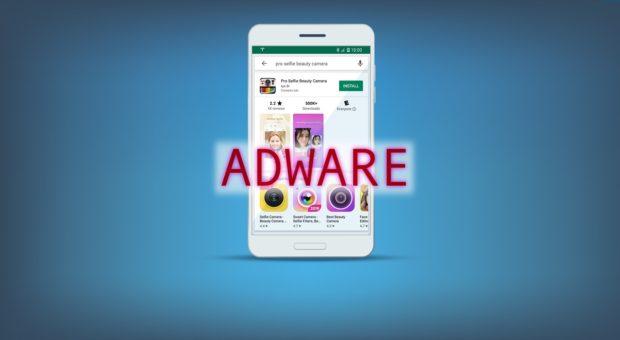 Podíl adwaru na mobilech s Androidem vzrostl meziročně o 38 %