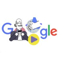 Nový Google Doodle bojuje proti koronaviru. Naučí vás, jak si správně mýt ruce