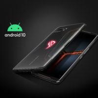 Nadupaný ASUS ROG Phone II získává oficiální Android 10