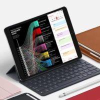 iPad Air trápí vadný displej. Apple ho zdarma vymění