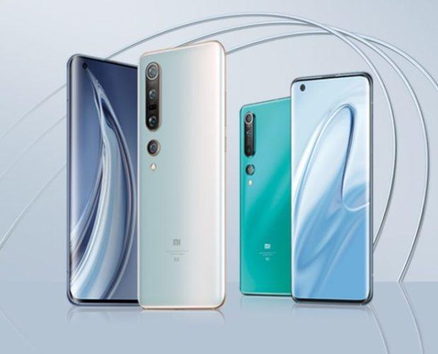Známe české ceny superphonů Xiaomi Mi 10 a Mi 10 Pro