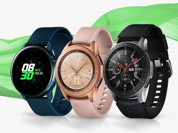 Samsung ke Galaxy S20 dává další telefon zdarma, zlevnil také hodinky