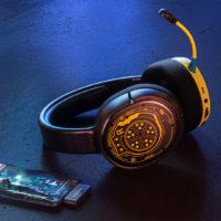 SteelSeries představuje limitovanou edici sluchátek s motivy hry Cyberpunk 2077