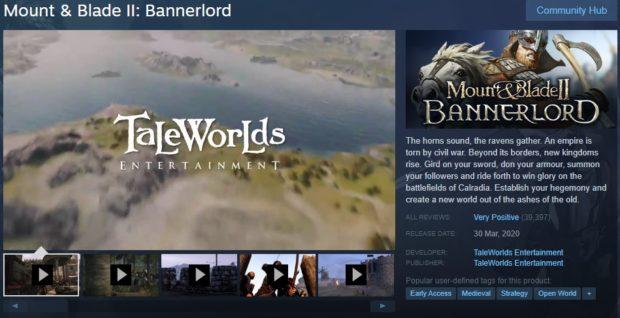 Game Ready indie novinky na GeForce NOW a sleva na Mount & Blade II: Bannerlord