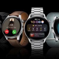Huawei představuje chytré hodinky řady WATCH 3. Nabízejí ultra-dlouhou výdrž baterie, výjimečný design a chytré ovládání